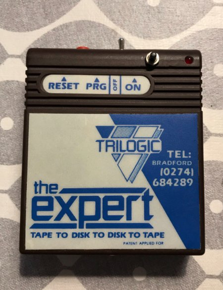 The Expert Cartridge